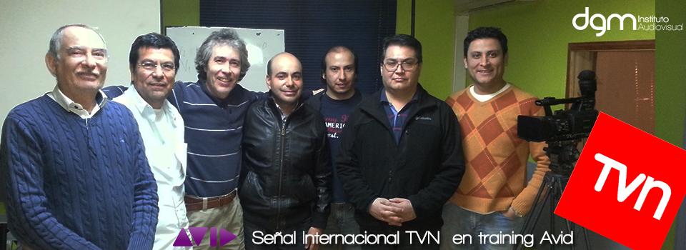 Señal Internacional TVN se especializa en Dgm