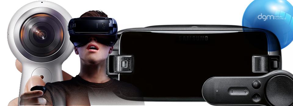 DGM y los mundos virtuales VR