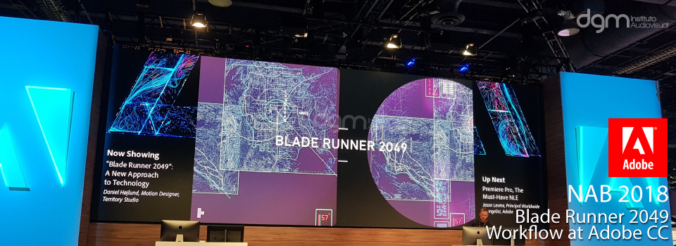 Screen Graphics de Blade Runner 2049